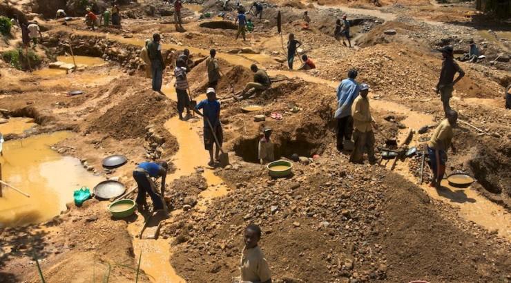 DRC Cobalt Mining